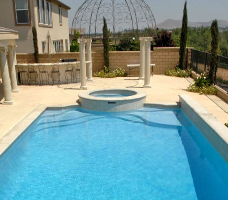 What does it take to keep my swimming pool water clean?